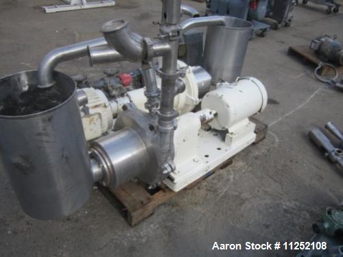 Used- Westfalia SPA-200 Separator