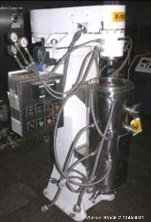 Used- Stainless Steel Sharples Pharmaceutical Super Centrifuge, AS-26SP