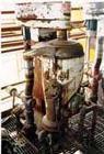 USED: Sharples AP-26 Super centrifuge, CS. Max bowl speed 15,000 rpm,pressuretite separator design w/deep sludge cover, 5 hp...
