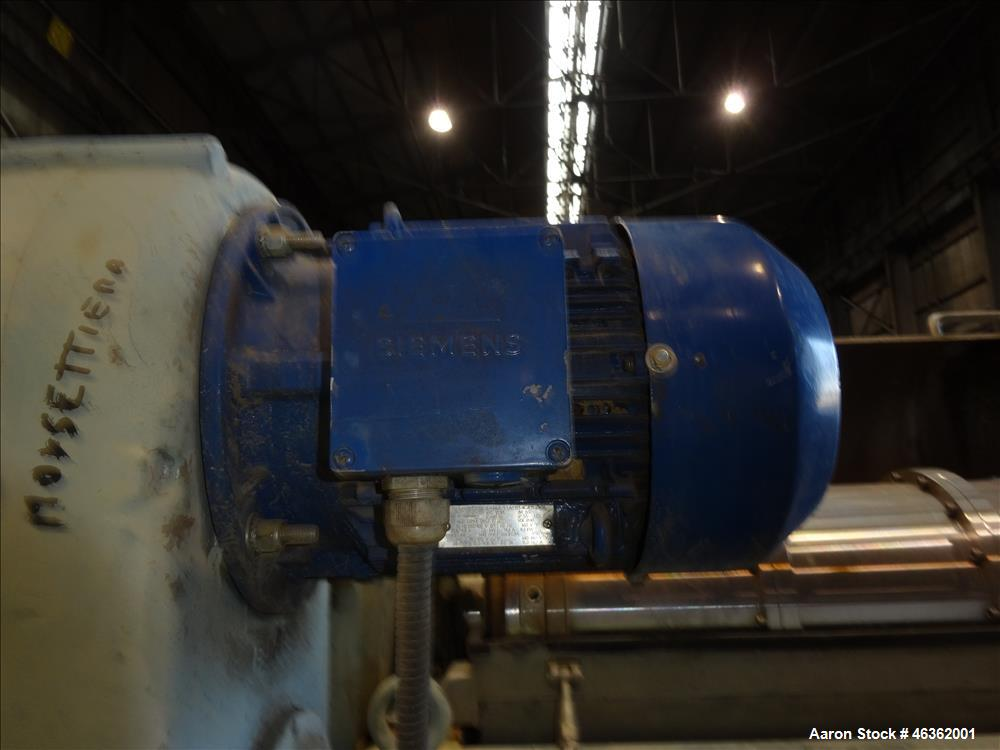 Used-Alfa Laval AVNX-418S-31G Solid Bowl Tricanter Centrifuge
