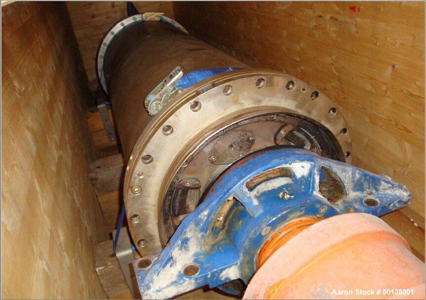 Used- Alfa Laval NX-934B-11G Tricanter Centrifuge