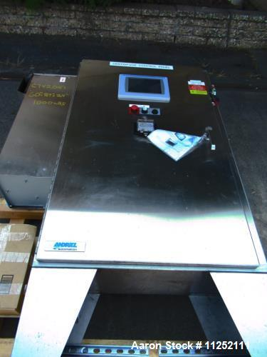 "Used- Andritz D2LC30CNV Solid Bowl ""Sanitary"" Tricanter Centrifuge"