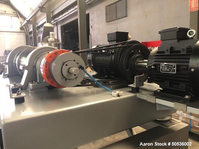 Used- Flottweg Z23-4/441 Solid Bowl Tricanter Centrifuge