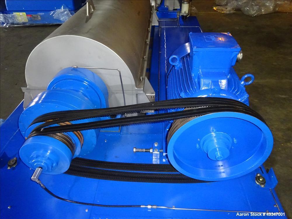 Used- Flottweg Z53-4/464 Solid Bowl Tricanter Centrifuge