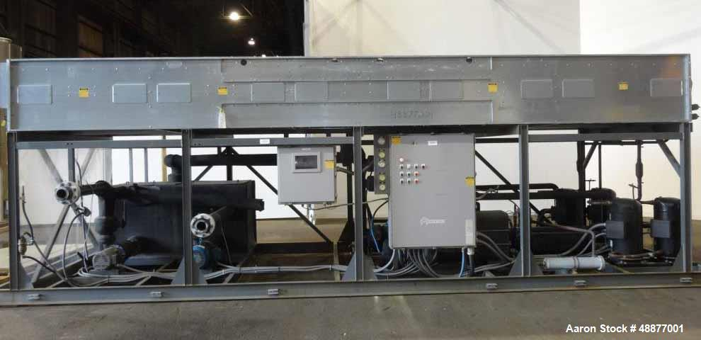 Used- Advantage Chiller, Model OACS-120D-MZC-2P.