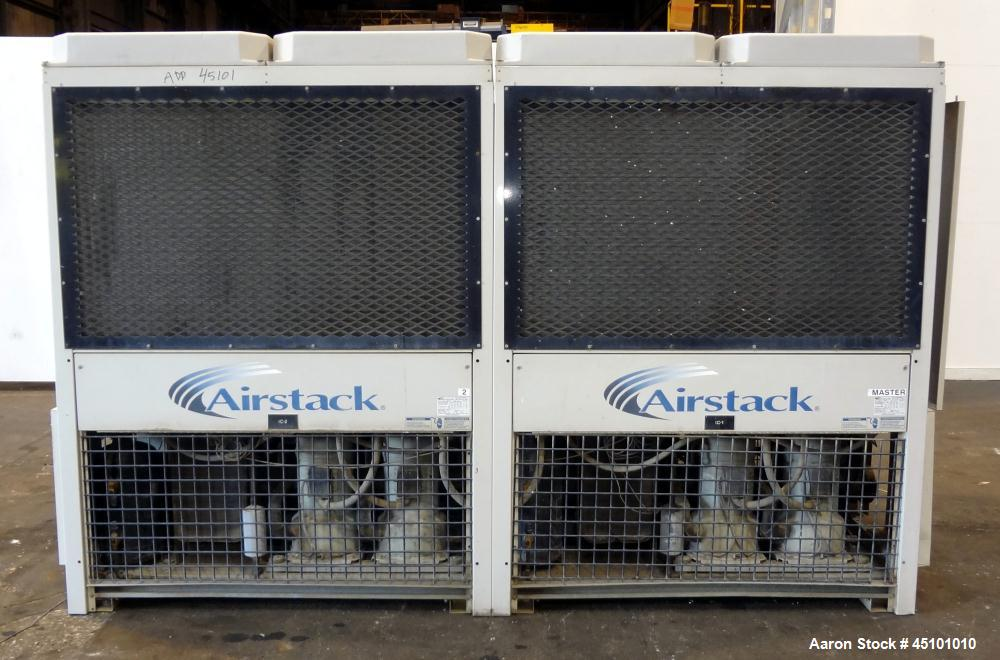 Used Multistack Airstack Air Cooled Packaged Chi