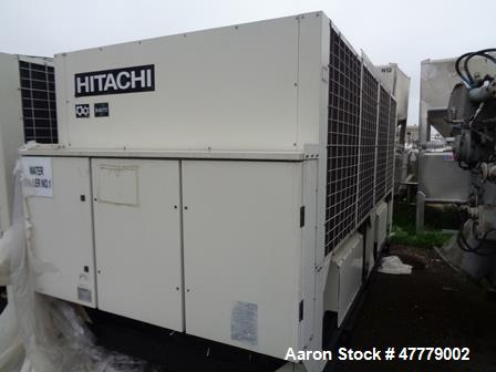 Used- Hitachi H Series Air Cooled Chiller