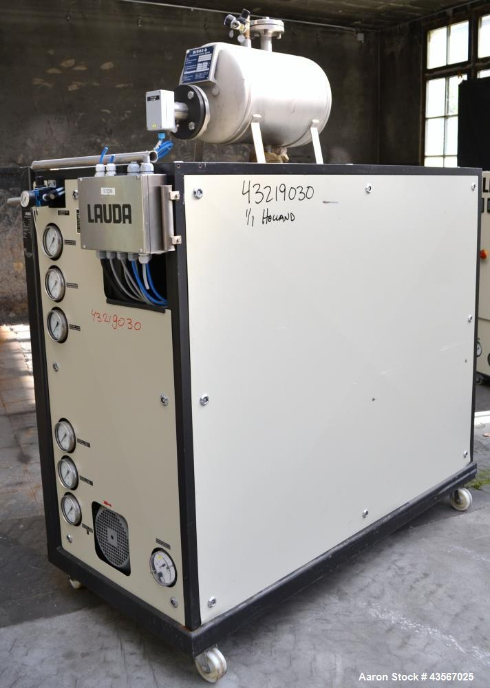Used- Lauda 5.5 kW Secondary Circle Unit Cooler, Model TR400K