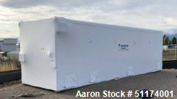 Unused- Daikin 240 Ton Air-Cooled Screw Compressor Chiller