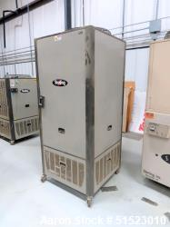 Used-Sterling GP Series Portable Air Cooled Packaged Chiller, Model GPAC-30.  7.6 Tons Cooling Capacity at 50 Degrees LFT, M...