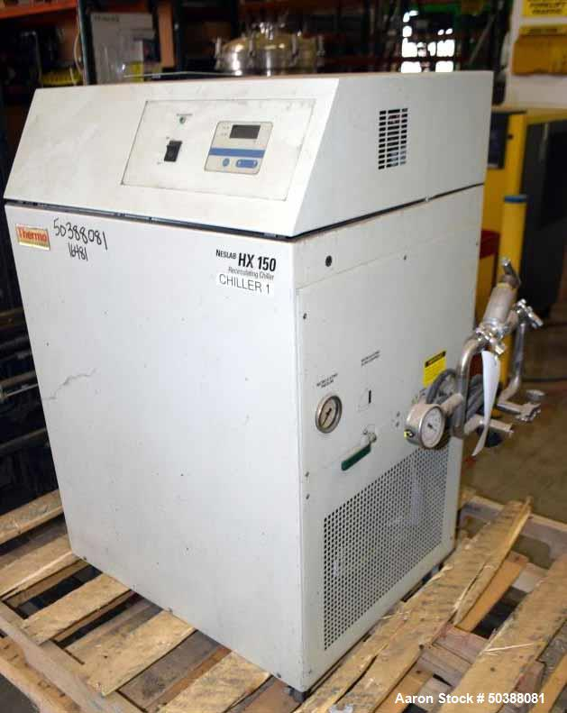 Used- Thermo Electron Neslab Recirculating Chiller, 1.2 Tons