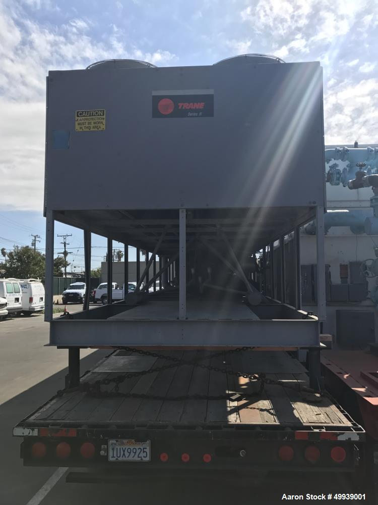 Used- Trane Air Cooler Chiller, Model RTAA4004XM03BIDIBGKM.