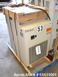 Sterling Portable Chiller, Model SMCA-150. Nomial chilled water 3.6 gallons per minute. Refrigerant...