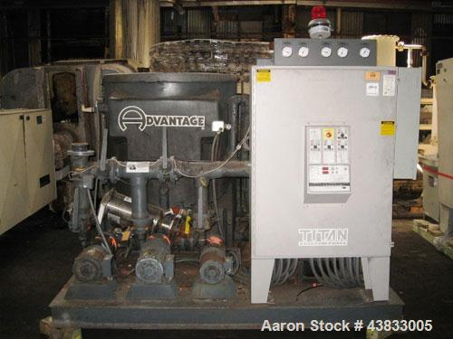 Used 40 Ton Advantage Chiller Titan Series Mod
