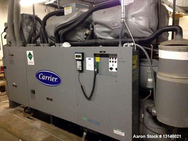 Used- Carrier 271 Ton Screw Type Chiller