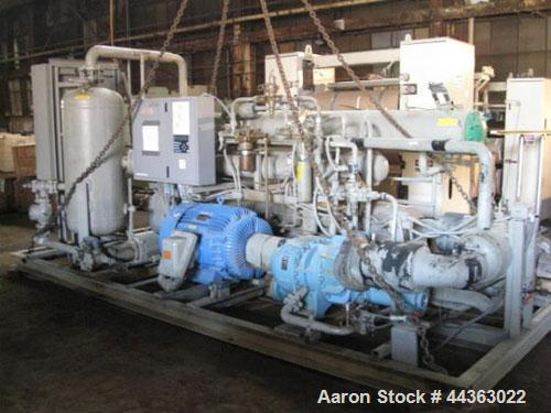 Used Dunham Bush Package Chiller 40 Ton Model