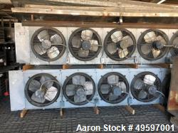 Used- Coils and Condensers (One Lot) Must take all. Includes: Toromont coils (Patterson) TFC2 278VF-100P 13 coils. Krack coi...
