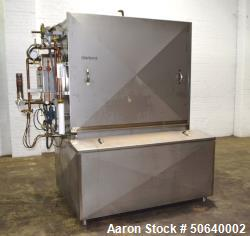 Used- Chester-Jensen Open Type Chilled Water Unit
