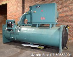 "Used- York ""MaxE"" 700 Ton Centrifugal Chiller"