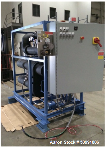 Unused- Tempest Engineering Water-Cooled Low Temp Chiller for Ethanol