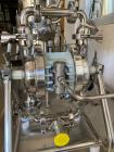Used- CIP Skid for Pumping, Filtering, and Tracking Product Throughput and Volum