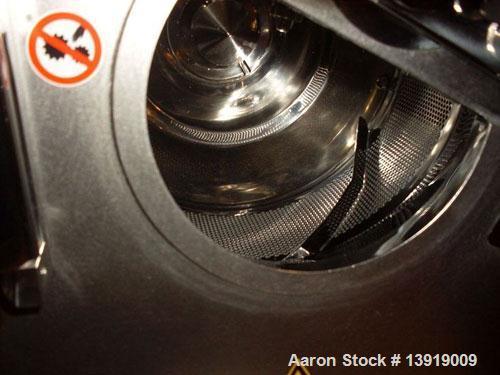Used- Stainless Steel Glatt GMPC 1 Coater