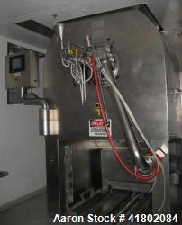 "Used- 48"" Glatt Coating Pan, Type GC-X-1250"