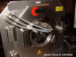 Used- Glatt GMPC 1 Coater