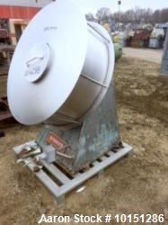 "Used- Stokes 46"" Polishing Pan, Model 900-001-8."