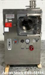 "Used- Thomas Accela Cota 24"" Coating Pan, Model 24-III"
