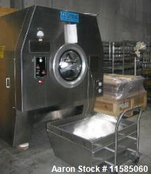Used- Vector Hi Coater Tablet Coater
