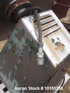 "Used- Stokes 46"" Polishing Pan, Model 900-001-8."