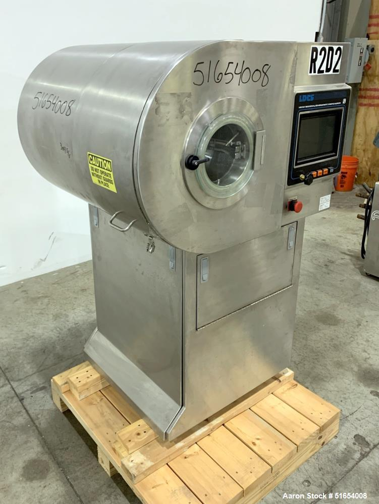 Vector Laboratory Development Hi-Coater LDCS Coating System