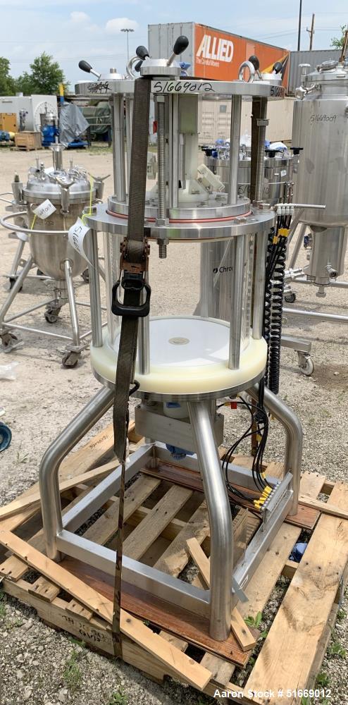 Amersham Biosciences / GE Chromaflow 400/100-300 Column