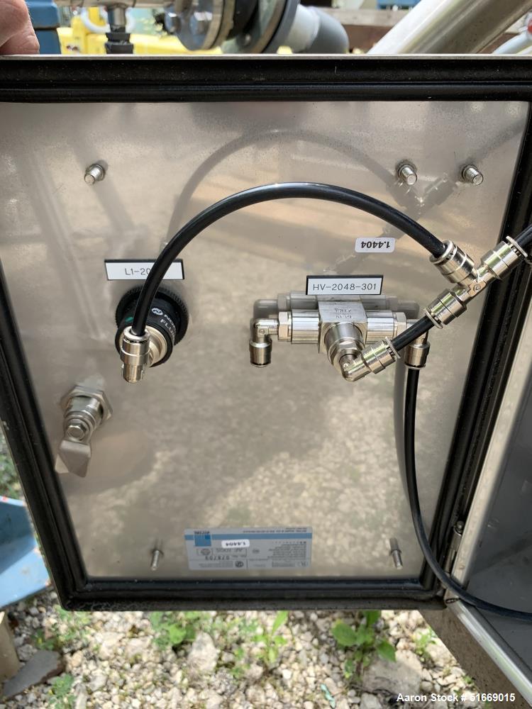 GE Healthcare / Amersham Chromaflow 800/80-200 Column