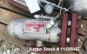 Used- Distillation Engineering Model BS1 High Pressure Distillation System