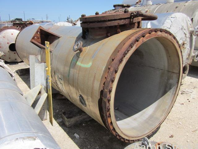Used- Stainless Steel Cryochem Step III Distillation Column