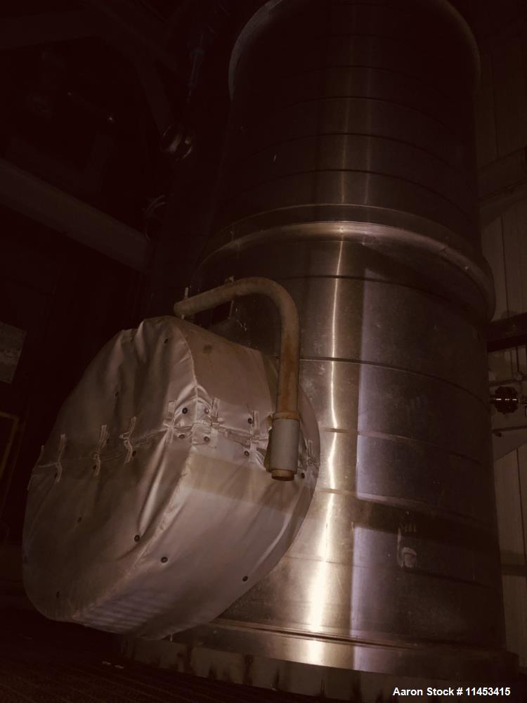 Used- 57' Koch-Glitsch Column