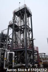 Mitternight Boiler Works Reactor Column System, Consisting of: (1) Hydrodeoxygenation HDO reactor, ...
