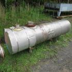 Used- Bubble Cap Tray Distillation Column. Stainless steel distillation column system. The system when last used had 5% alco...