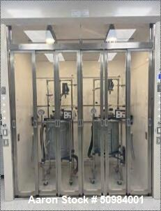 Used- Cannabis Extraction & Processing Facility.  Extraction Capacities: 90L Ext