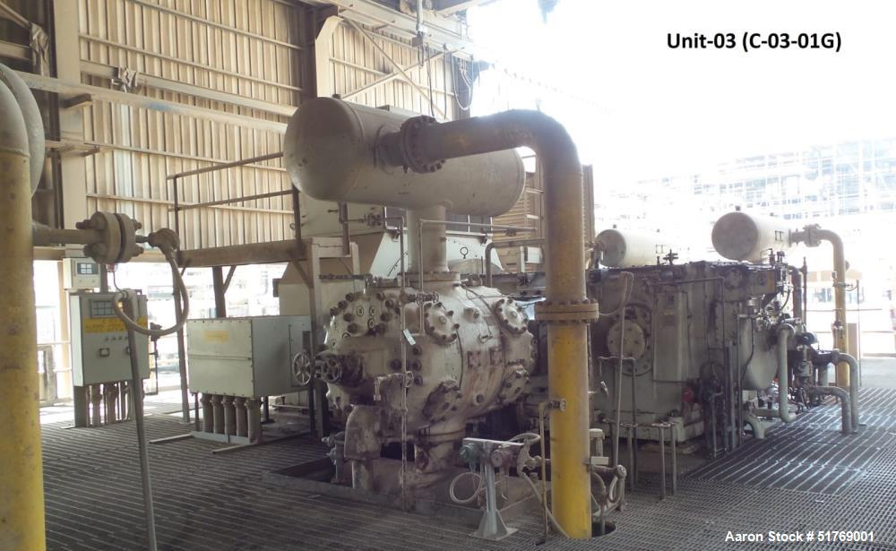 Used-Oil Refining Plant