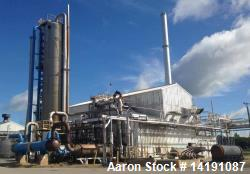 Used- Weatherly High Pressure Nitric Acid Plant, 500 STPD