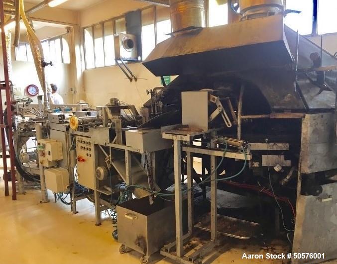 Used- Vanderpol Dutch Waffle (Stroopwafel) Production Line