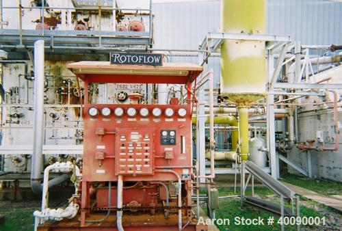 Unused-Used: Oxygen plant 50 ton/day (ASU), Purity 99.8%, gaseous oxygen, built by Summatoma,  includes inlet air filter, In...