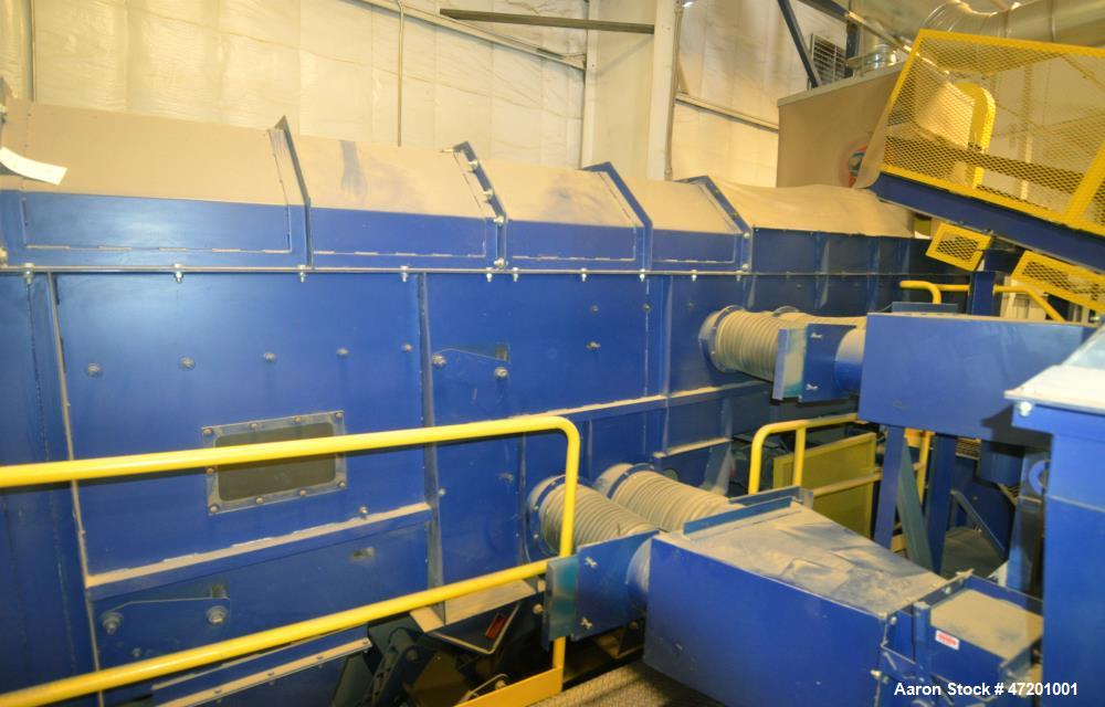 Used- Natural Polymer Biomass Extraction Plant