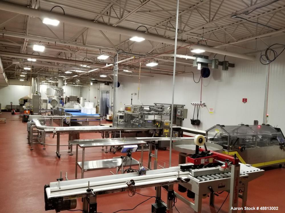 Used- Vanderpol StroopWaffle Waffle Systems MIDI Syrup Waffle Production Line