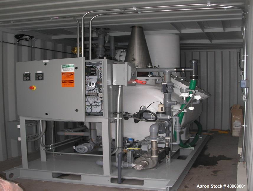Used- CCC Thermal Oxidizer.