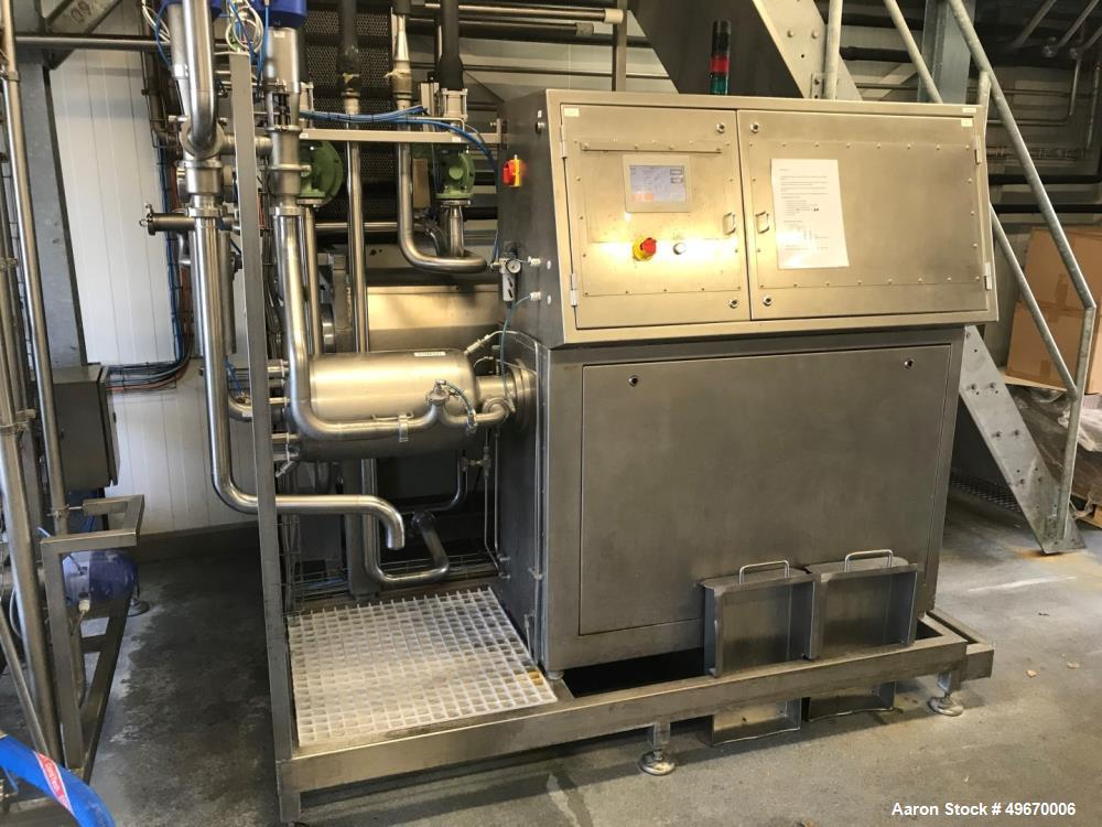 Used- Pudding, Desserts and Yoghurt Continuous Processing, Filling and Cooling L