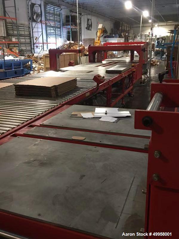 Used Cardboard Converting Line